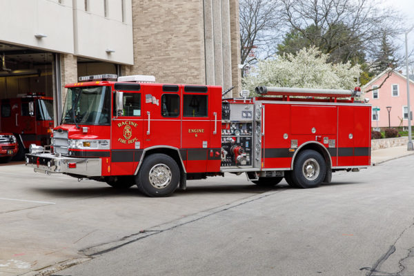 Racine FD Engine 6