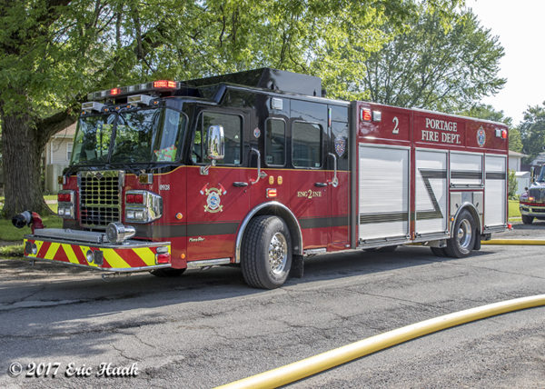 Portage FD Engine 2 Spartan Metro Star