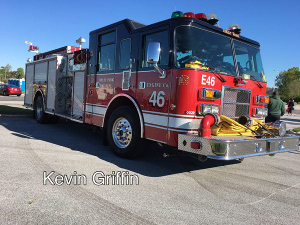Tinley Park FD Engine 46