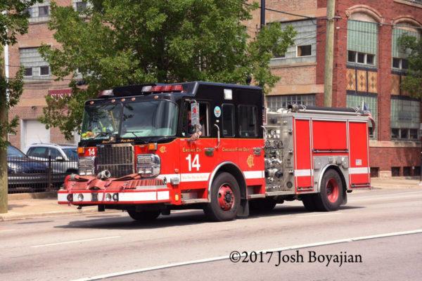 Chicago FD Engine 14