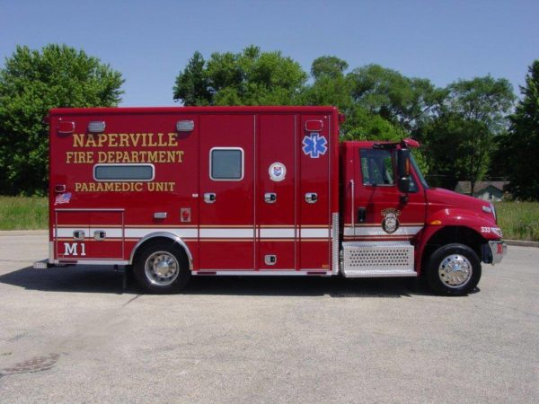 Naperville FD Medic 1