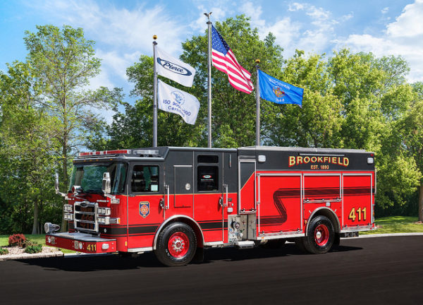 Brookfield FD Engine 411