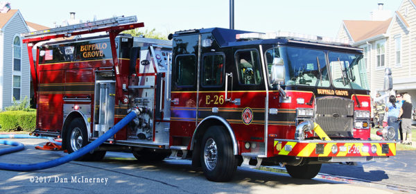 Buffalo Grove FD Engine 26