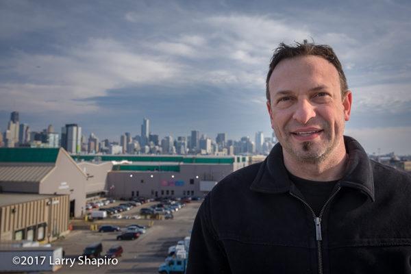 Mike Vlasic Chicago Fleet and Maintenance supervisor