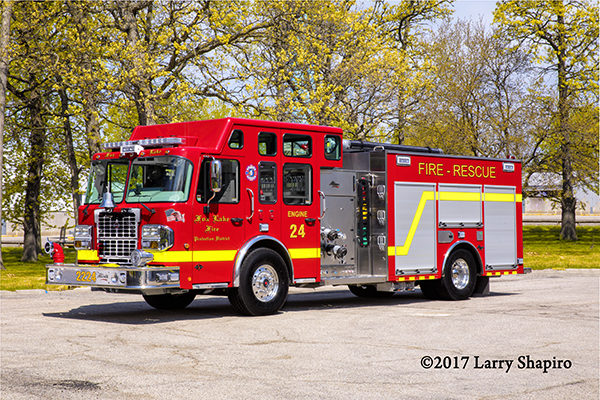 Fox Lake FPD Engine 24