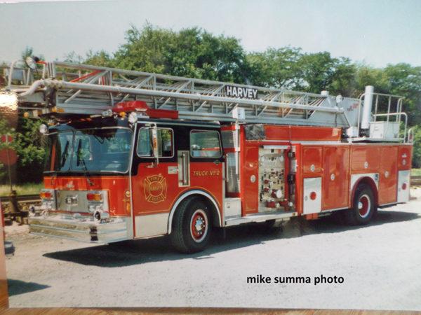 Spartan Pierreville 110' quint fire truck