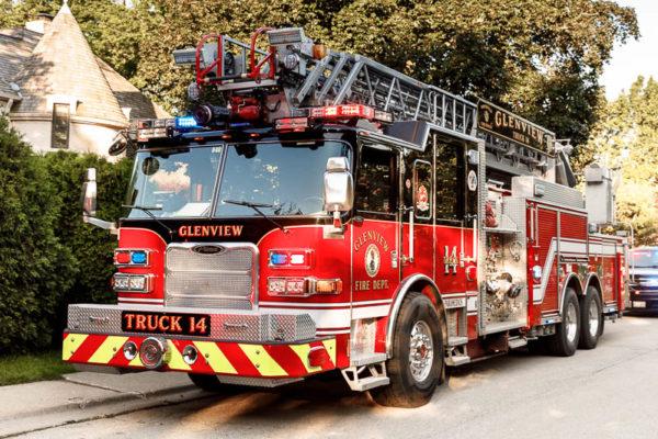 Glenview FD T14