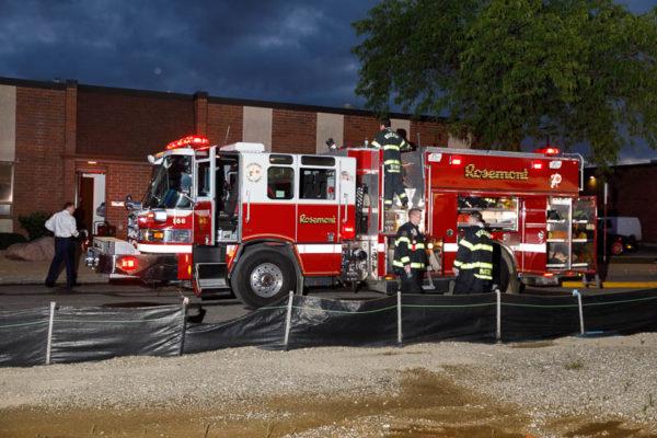 Rosemont FD Engine 156