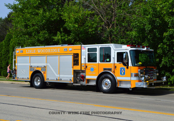 Lisle-Woodridge FPD Engine 52