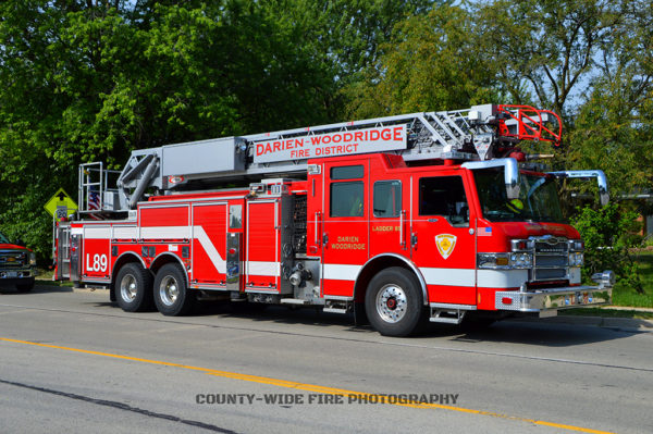 Darien-Woodridge FPD Ladder 89