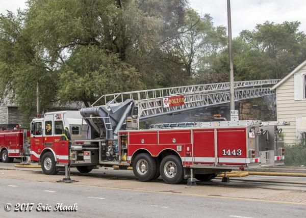 Dolton FD Truck 1443