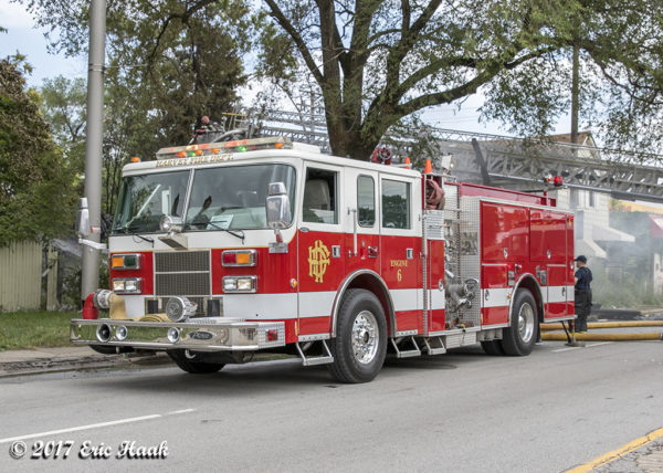 Harvey FD Engine 6