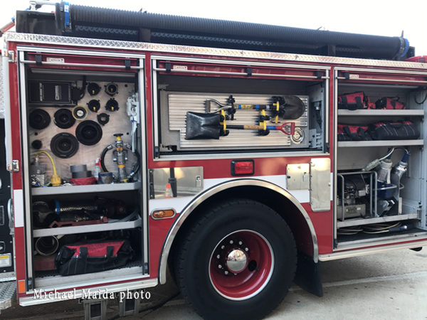Geneva FD Engine 208