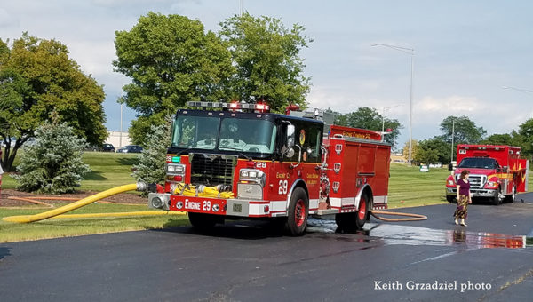 Carol Stream FD Engine 28