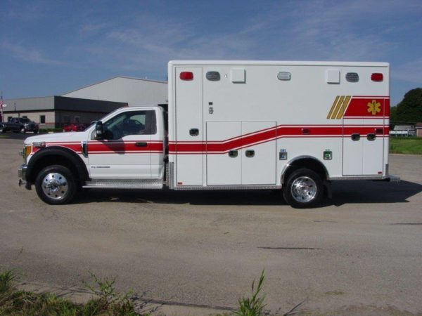 new Horton Type I ambulance