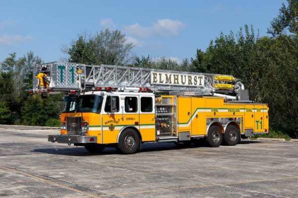 Elmhurst Fire Department Truck 1