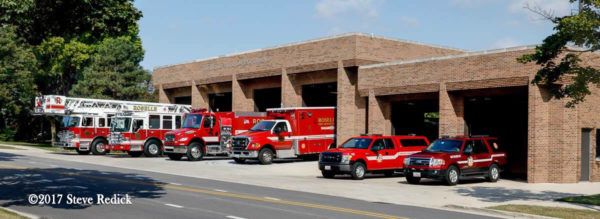 Roselle Fire Department apparatus