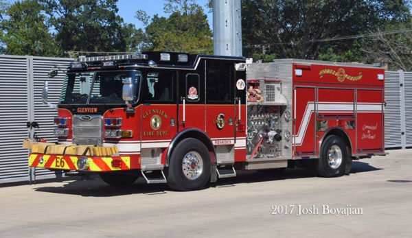 Glenview FD Engine 6.