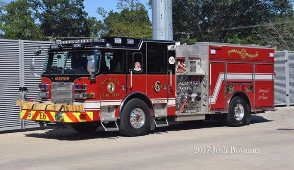 Glenview FD Engine 6.