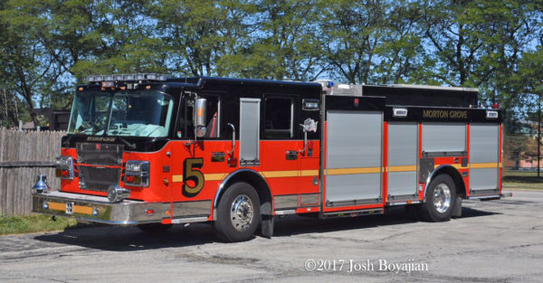 Morton Grove FD Engine 5