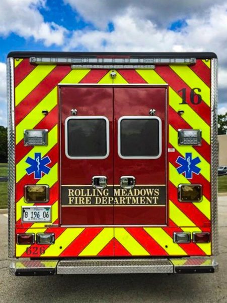 Rolling Meadows FD Ambulance 16