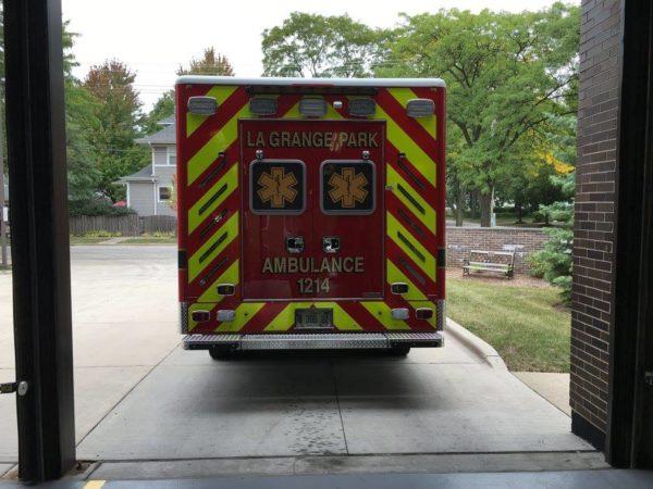 La Grange Park FD Ambulance 1214