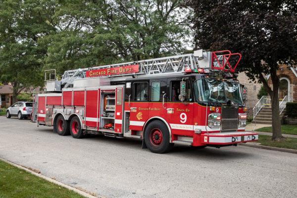 Chicago FD Truck 9