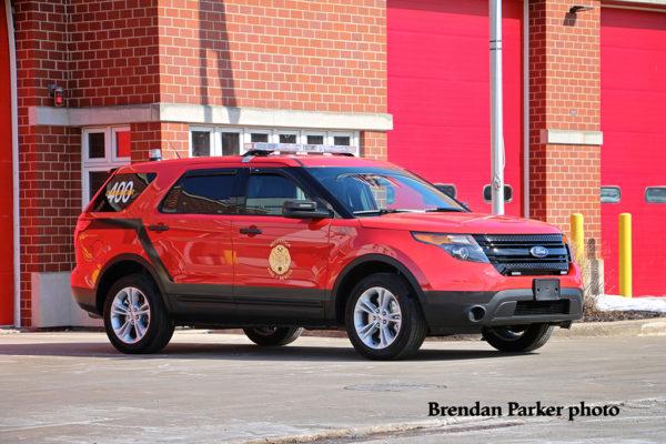 Woodstock Fire/Rescue District Battalion 4