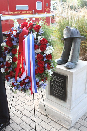 Northbrook Fire Department memorial