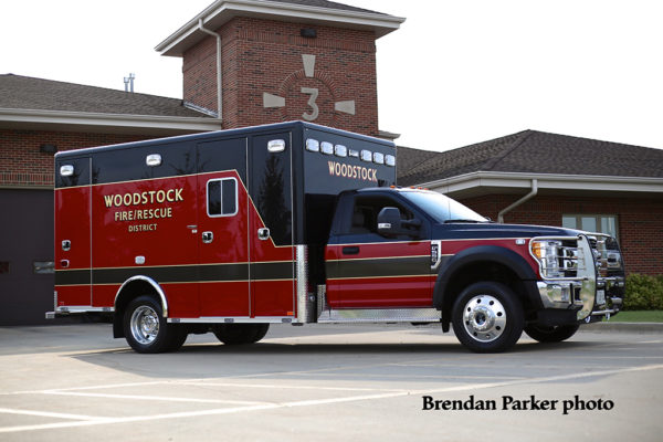 Woodstock Fire/Rescue DistrictAmbulance 452