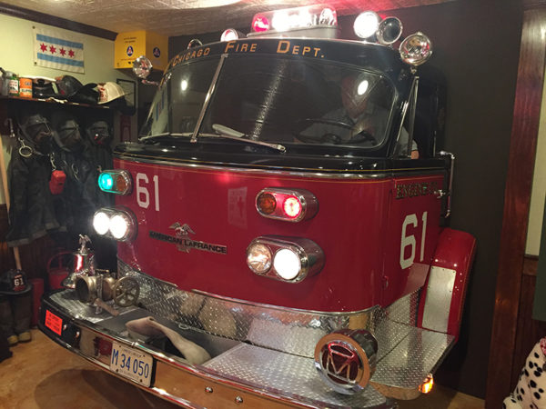 CFD Engine 61 Museum