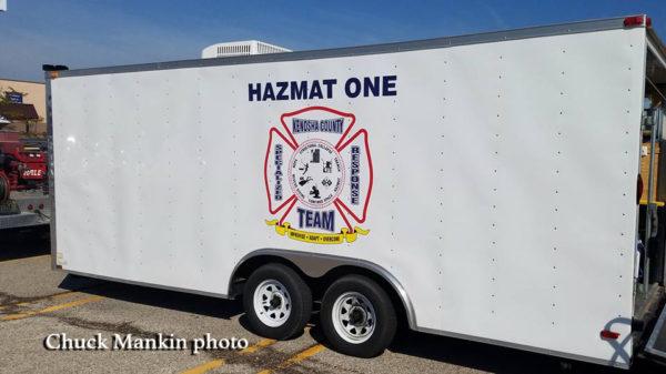 Haz Mat Team trailer