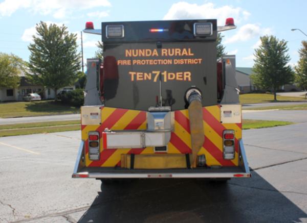 Nunda Rural FPD Tanker 71