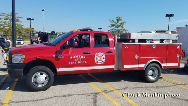 Somers Fire Department utility unit