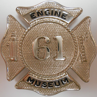 Chicago FD Engine 61 badge