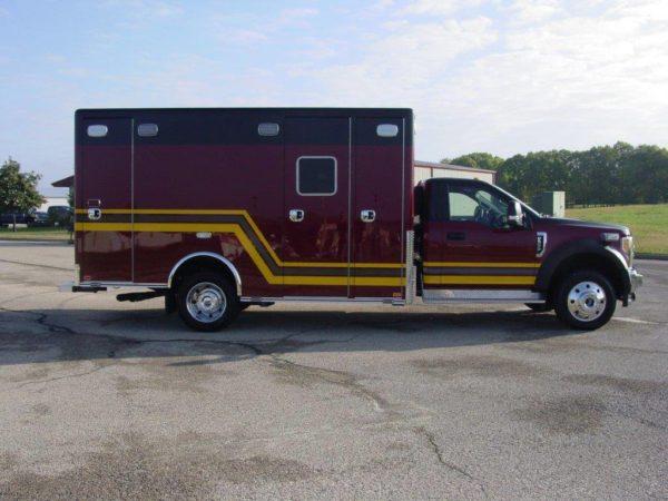 new Horton Type I ambulance