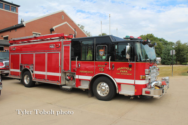 Hanover Park FD Squad 15
