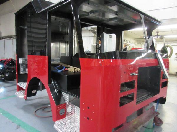 E-ONE fire engine for Chicago so 141466