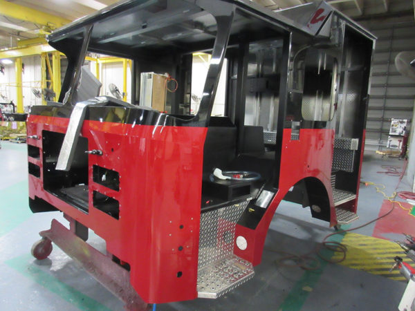 E-ONE fire engine for Chicago so 141466