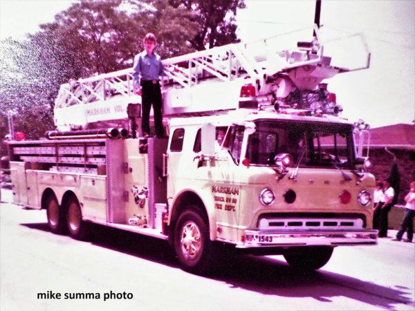 Markham Truck 1543