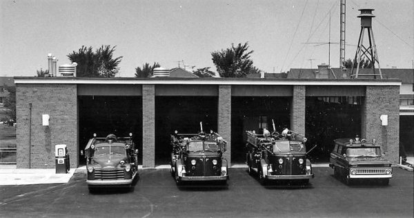 Park Forest Fire Department history