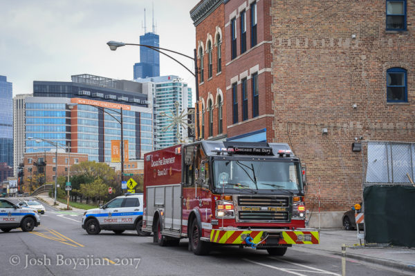 Chicago FD Squad 1
