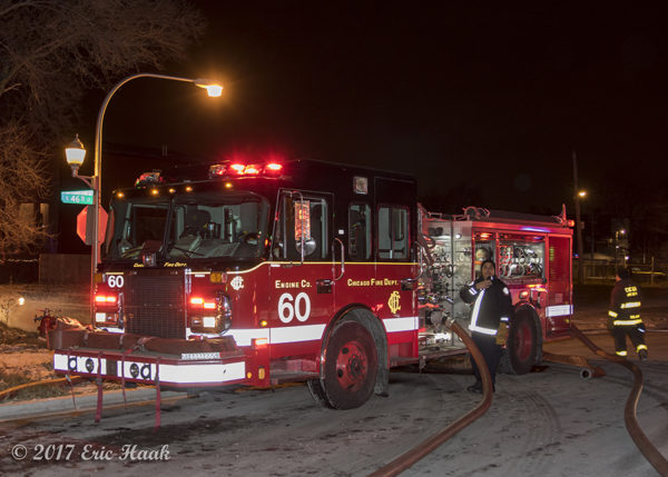 Chicago FD Engine 60