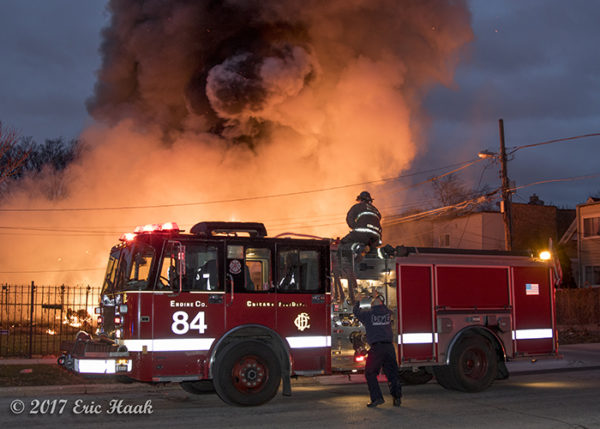 Chicago FD Engine 84