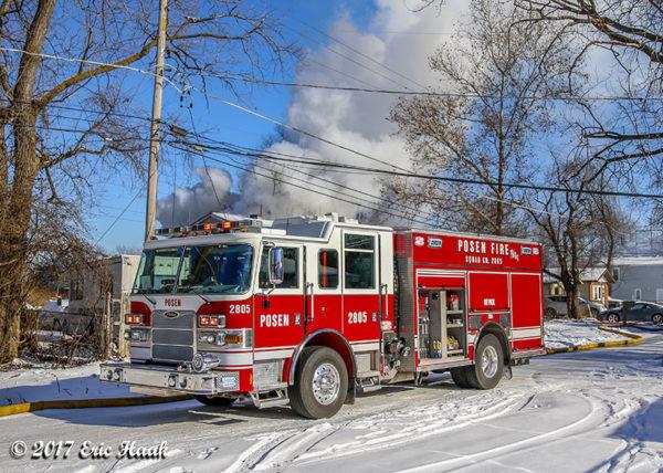 Posen FD Engine 2805