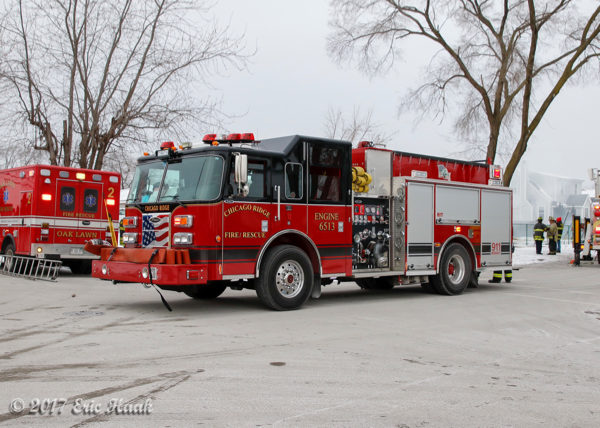 Chicago Ridge FD Engine 6513