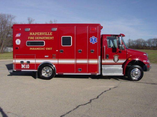 Naperville FD Medic 10