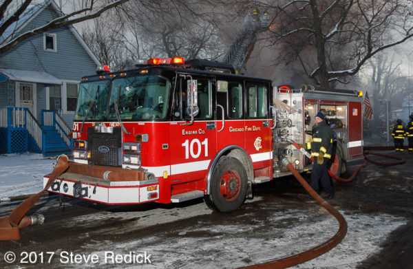 Chicago FD Engine 101