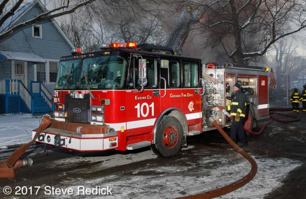 Chicago FD Engine 101