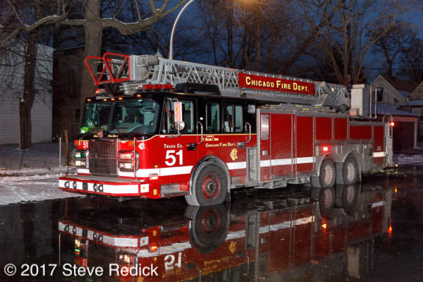 Chicago FD Truck 51